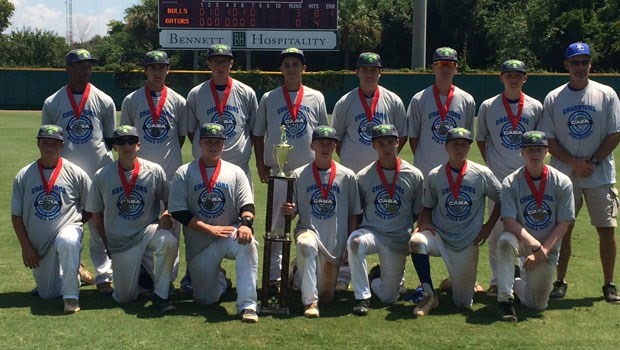 15U Wood Champions - Blue Chip Bulls