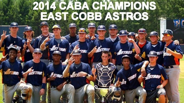 16U CABA World Series Champions - EastCobb Astros