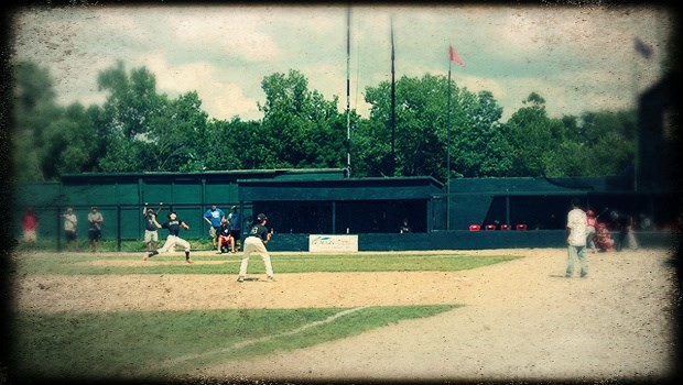 12U Cincy Flames vs Cincinnati RBI Reds